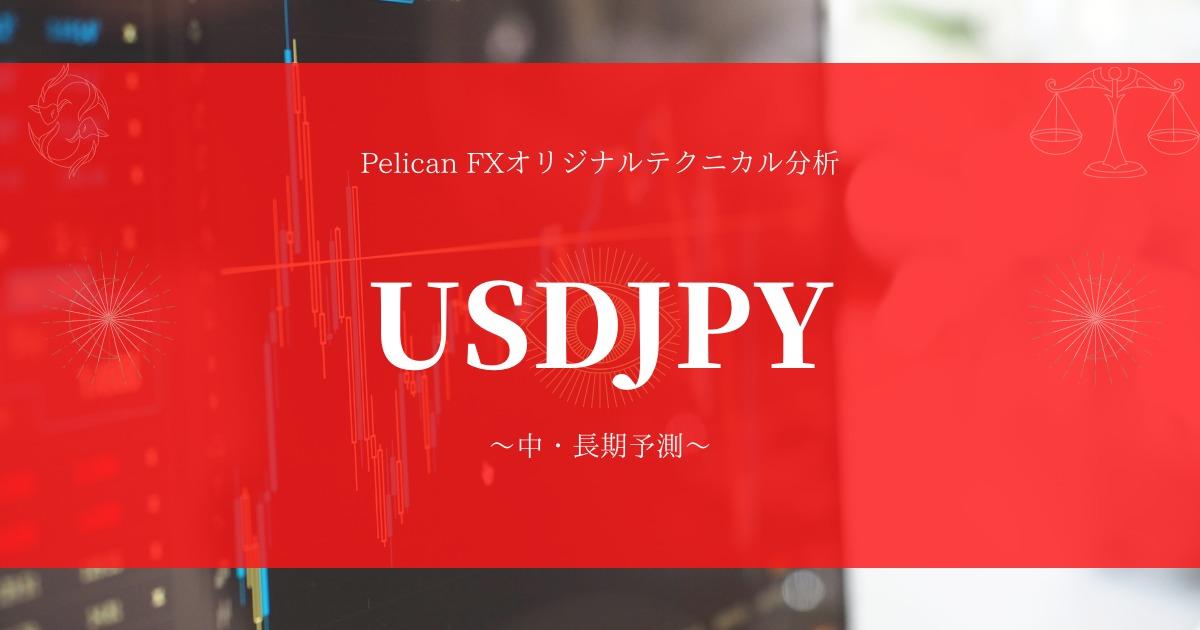 USDJPY/ドル円/中・長期