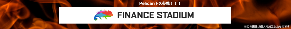 ファイナンススタジアムにPelican FX参戦